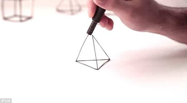 You Can Buy a Cheap 3D Printing Pen