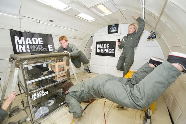 3D Printing Is Going into Outer Space