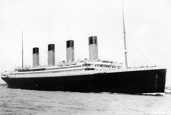 The Titanic and Prophecy.