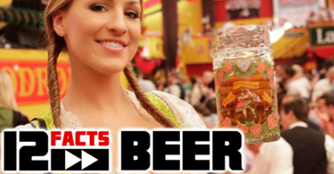 12 facts about beer