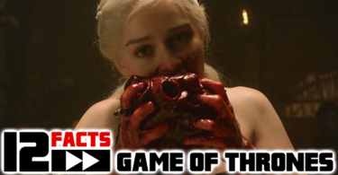 Game og Thrones facts