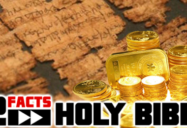 holy bible facts