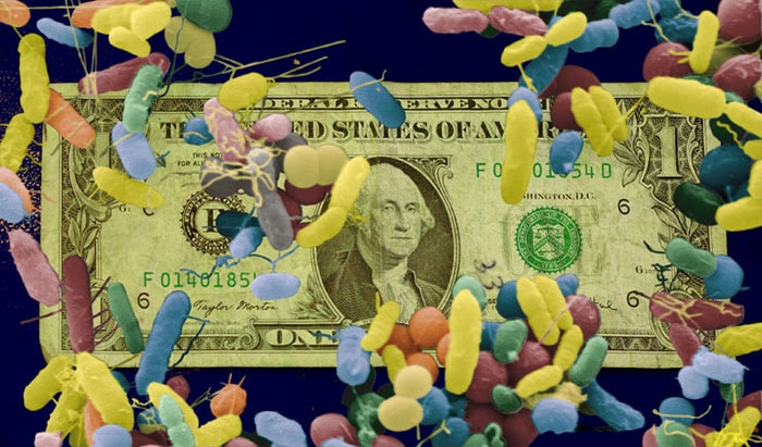 Contagious Currency