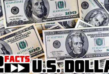 U.S. Dollar featured facts